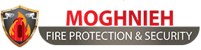 MOGHNIEH fire fighting LOGO